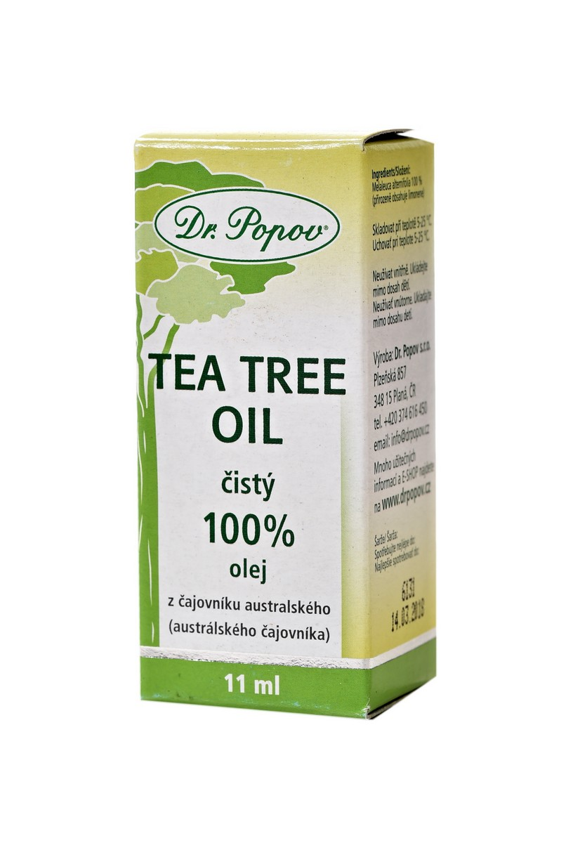 Dr.Popov - Tea Tree oil